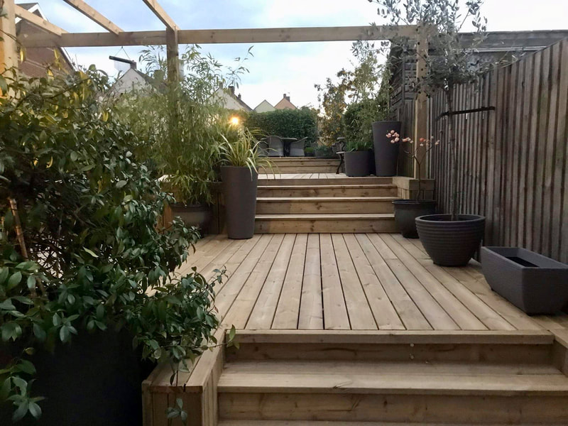 Decking Services Braintree & Halstead